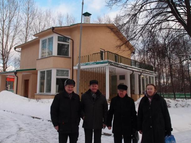 Dom Mozej Koroleva S P