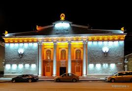Dramteatr  im Pushkina Krasnojarsk