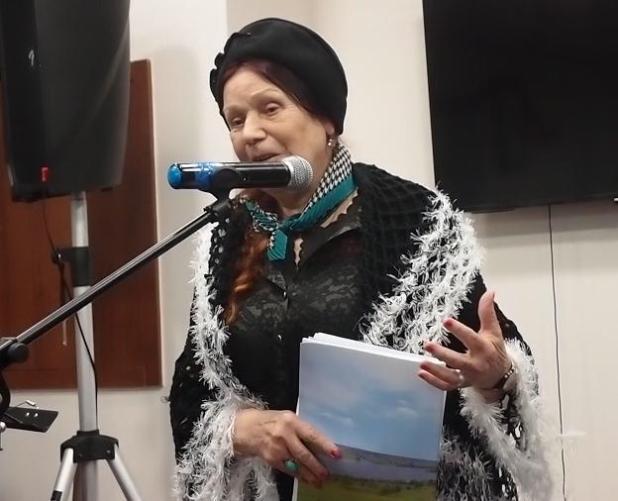 Mazharova Valrntina Dmitrievna 2017