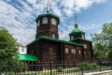 Muzej dekabristov Chita