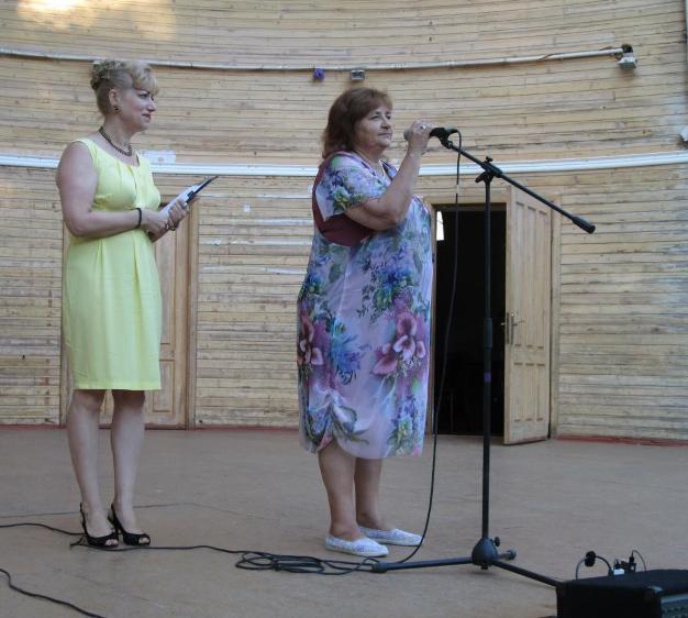Otkrytie vechera koncerta Ermakova