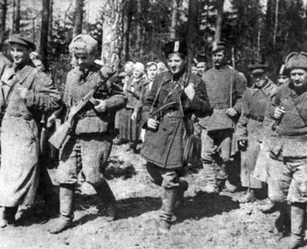 Partizany Vitebska