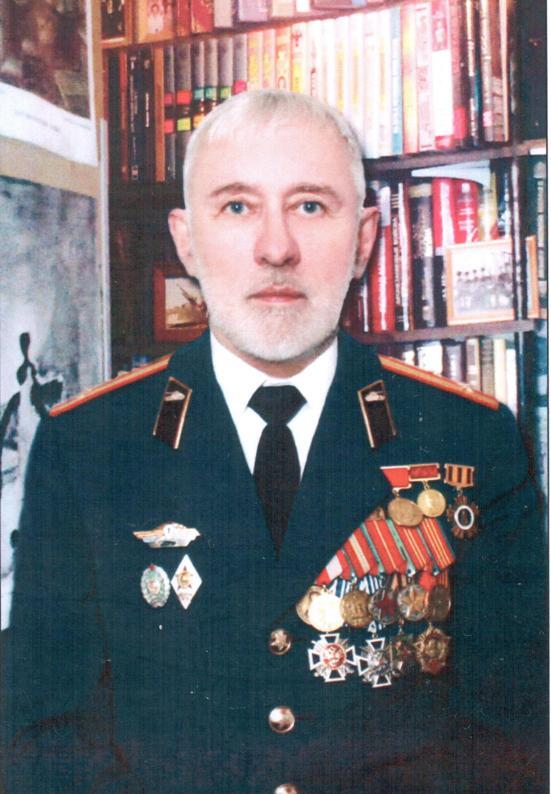 Porohin Sergej Alekseevich