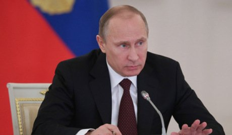 Putin govorit