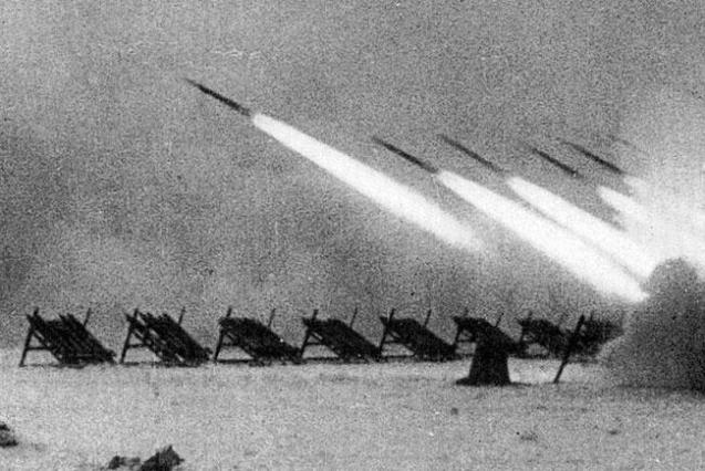 Stalingrad 23 11 1942Katjushi