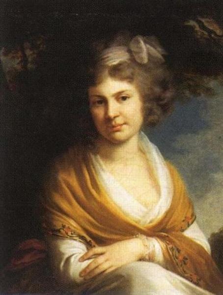 Suvorochka Natalja Suvorova portret Borovikovskij