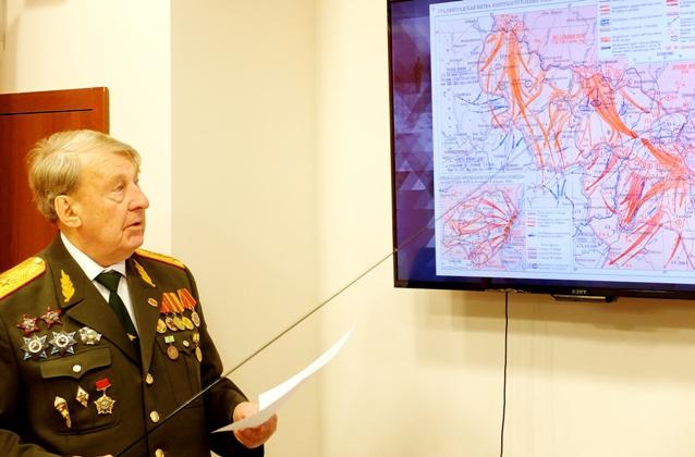 Tarasov B V Stalingrad nachalo nastuplenija