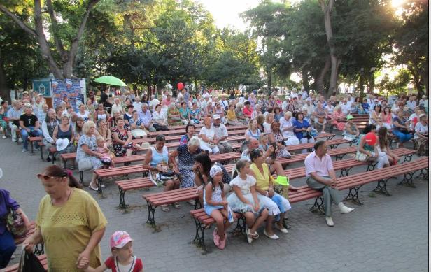 Vecher koncert  Bulahovaa Tolkunova