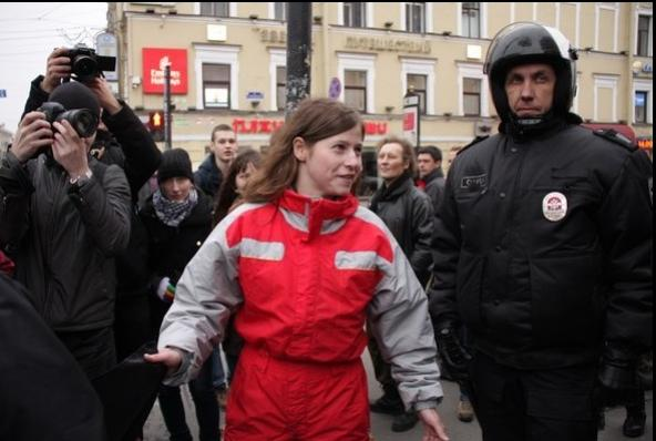 arest Diny Garinoj