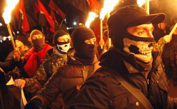 gnienie Ukrainy