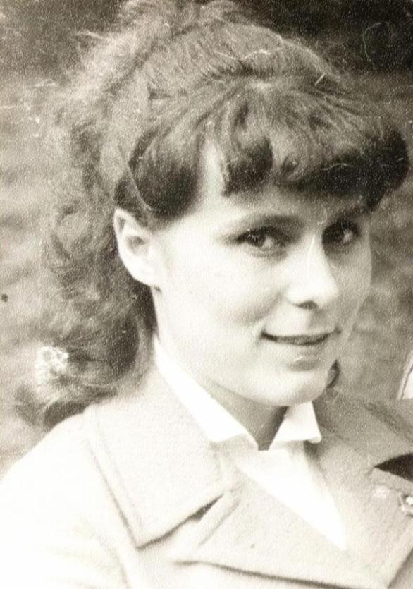 nagrazhdenie 100 let Yunaja Komsomolka Tarasova V P