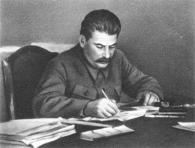 stalin kabinet